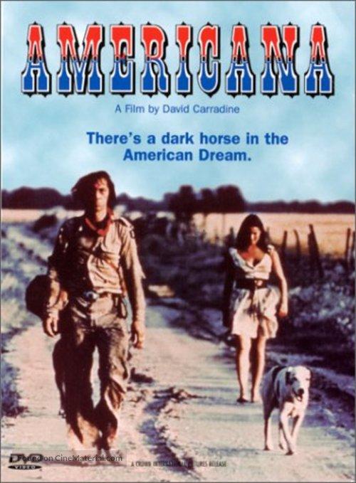 Americana - DVD movie cover