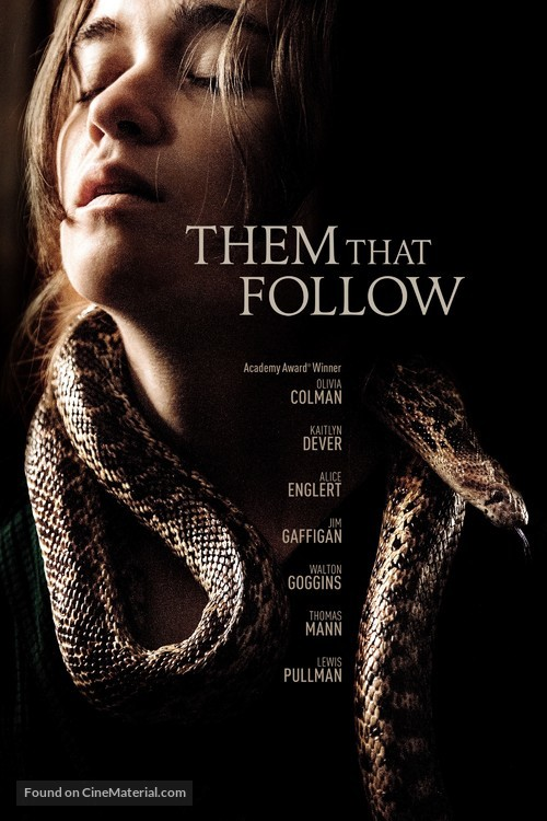Them That Follow - Movie Cover