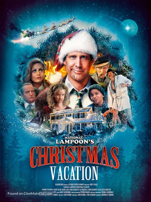 Christmas Vacation - Movie Poster