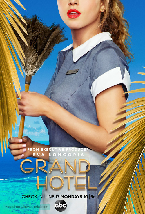 """Grand Hotel"" - Movie Poster"