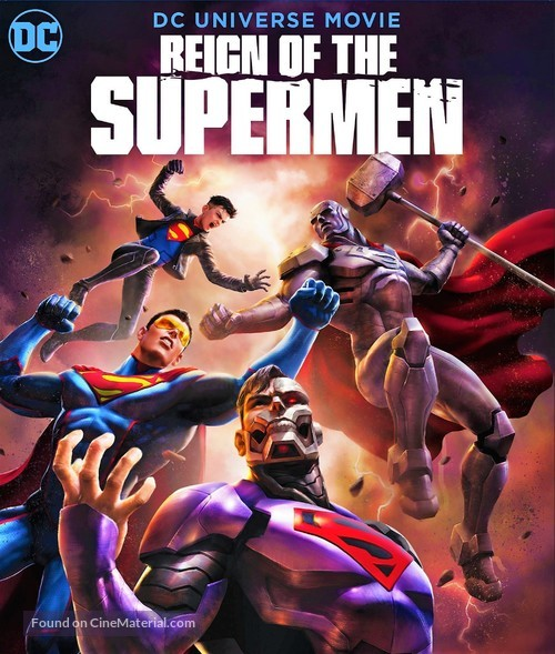 Reign of the Supermen - Movie Cover