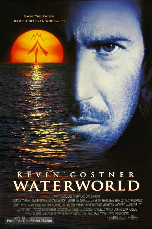 Waterworld - Movie Poster