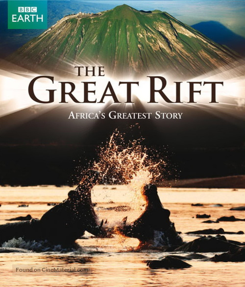 """""""The Great Rift"""" - Movie Cover"""