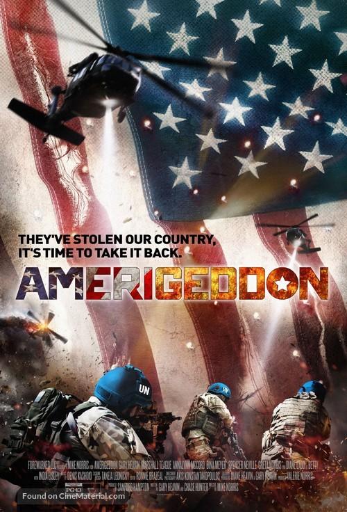 AmeriGeddon - Movie Poster