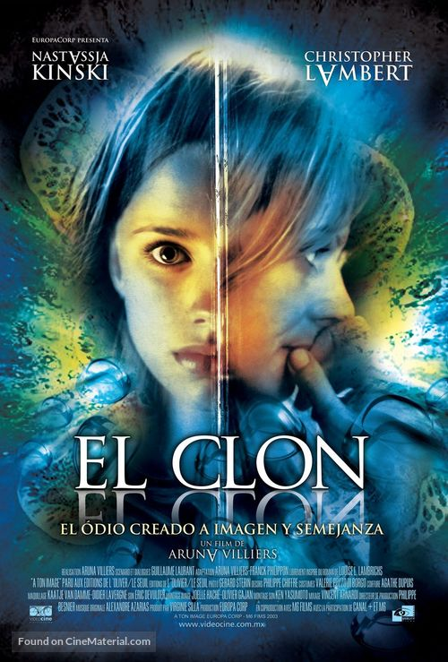 À ton image - Mexican Movie Poster