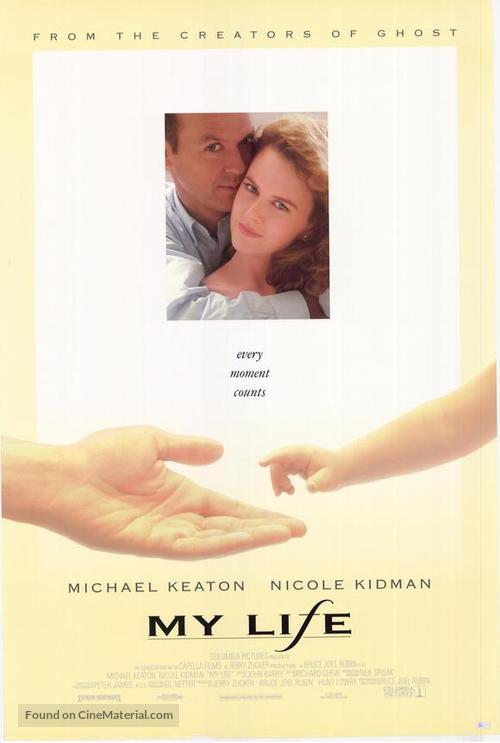 My Life - Movie Poster