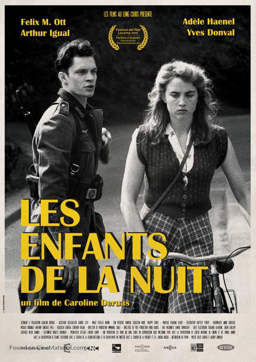 Les enfants de la nuit - French Movie Poster