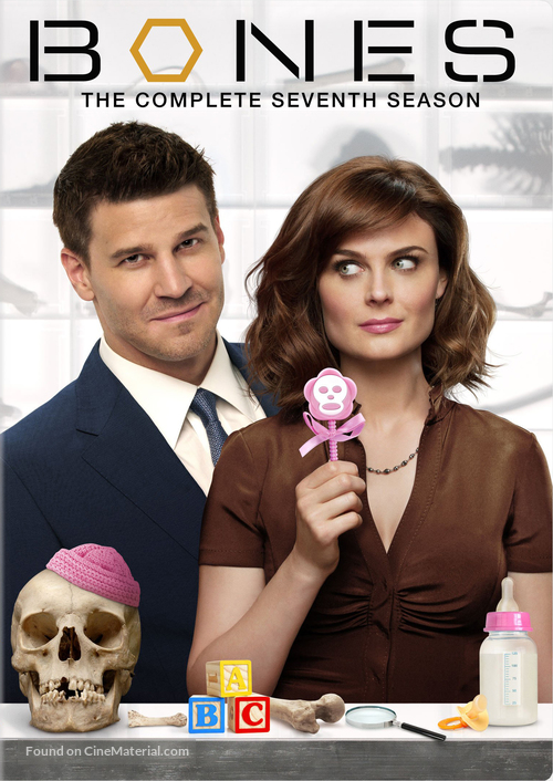 """Bones"" - DVD movie cover"