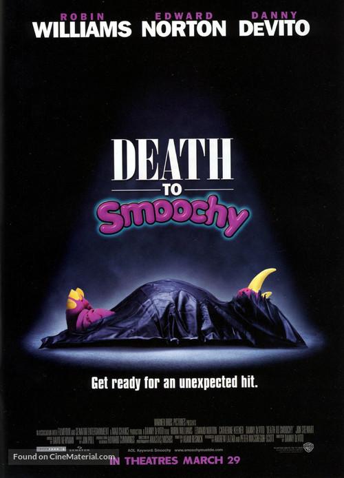 Death to Smoochy - Movie Poster