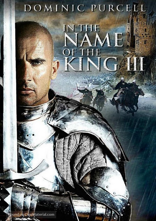 In the Name of the King 3: The Last Mission - DVD movie cover