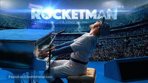 Rocketman - Norwegian Movie Poster