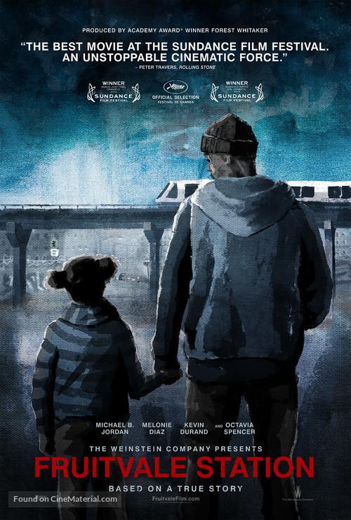 Fruitvale Station - Movie Poster