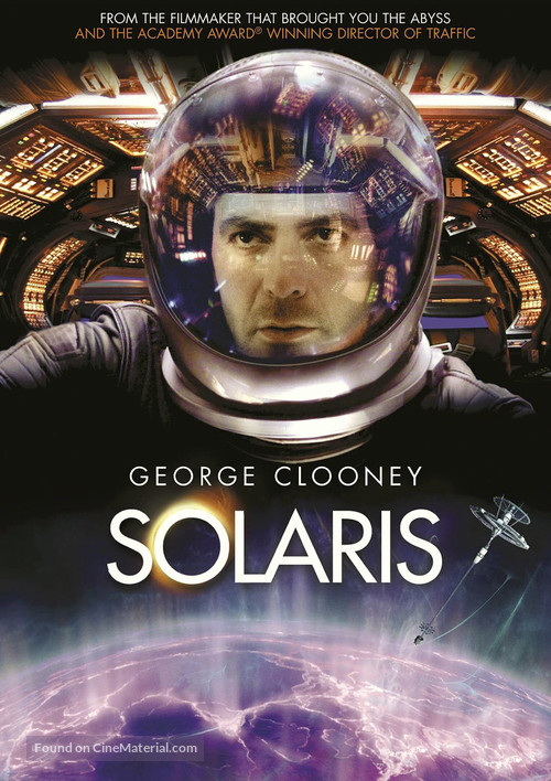 Solaris - DVD cover