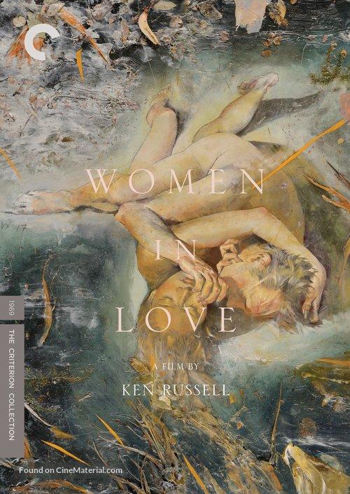Women in Love - DVD movie cover