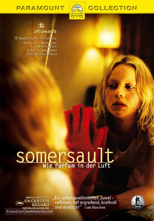 Somersault - German DVD movie cover