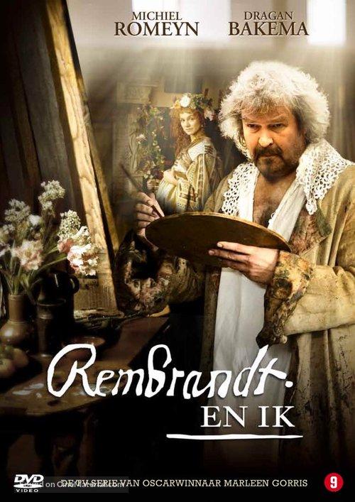 """""""Rembrandt en ik"""" - Dutch Movie Cover"""