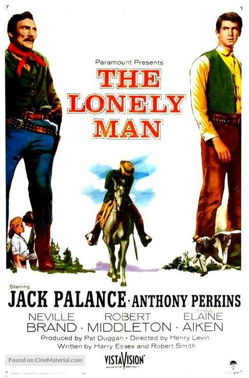 The Lonely Man - Movie Poster