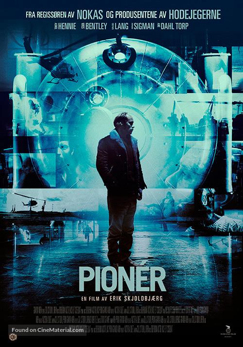 Pioneer - Swedish Movie Poster