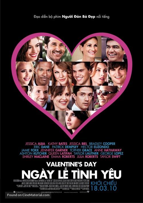 Valentine's Day - Vietnamese Movie Poster