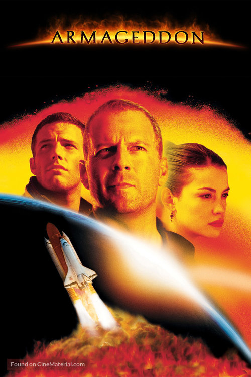 Armageddon - Movie Cover