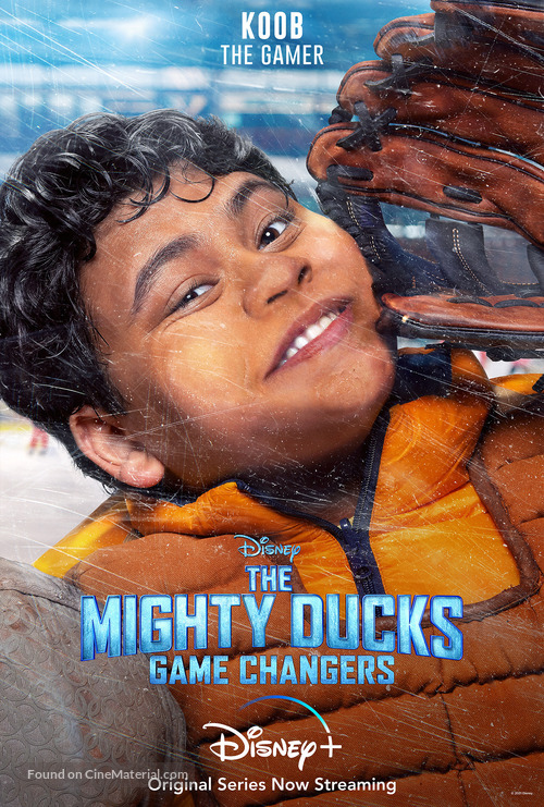 """""""The Mighty Ducks: Game Changers"""" - Movie Poster"""