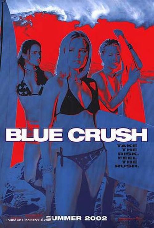 Blue Crush - Movie Poster