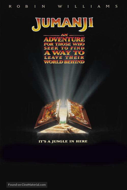 Jumanji - Movie Poster