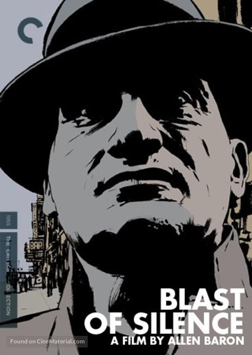 Blast of Silence - Movie Cover