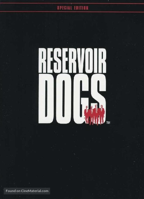 Reservoir Dogs - German Movie Cover