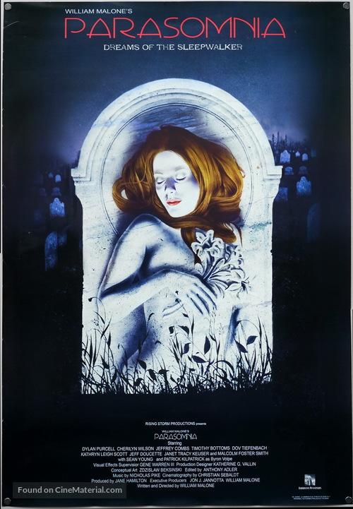 Parasomnia - Movie Poster