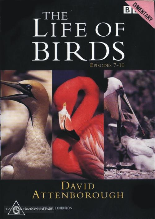 """The Life of Birds"" - poster"
