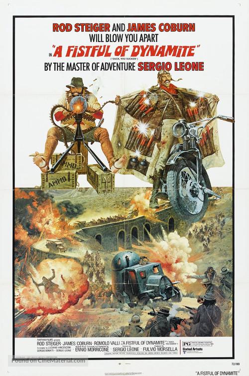 Giù la testa - Movie Poster