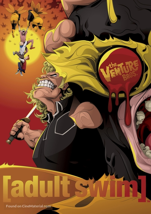 """The Venture Bros."" - Movie Cover"