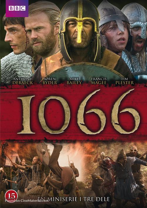 """1066"" - Danish Movie Cover"