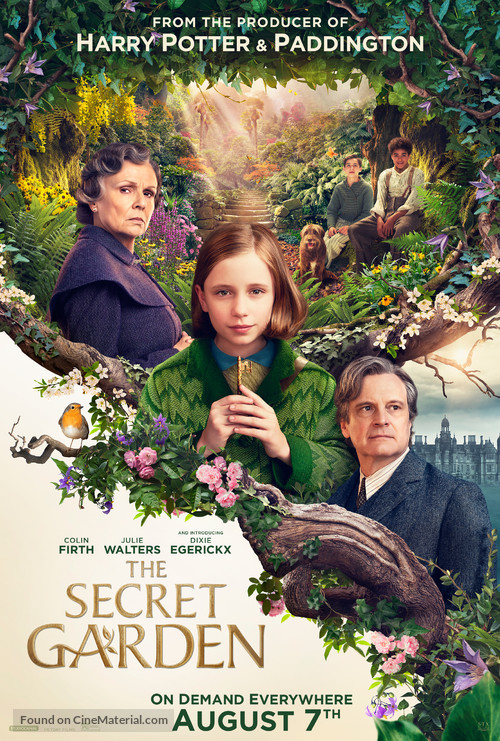 The Secret Garden - Movie Poster