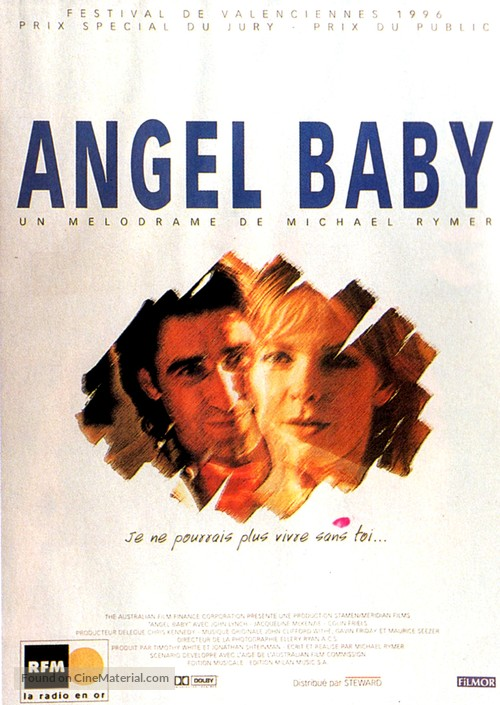 Angel Baby - French Movie Poster