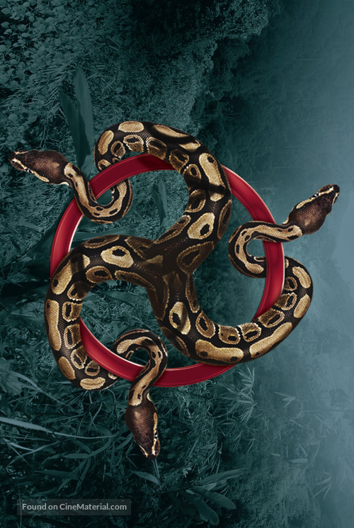 Anaconda III - Key art