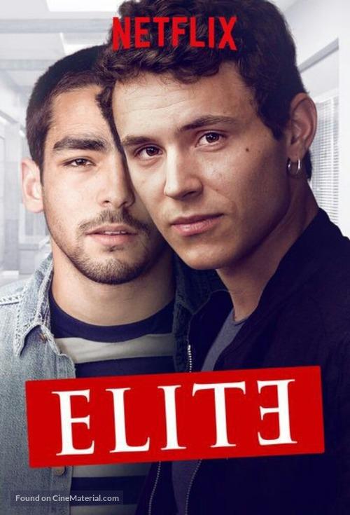 """Élite"" - Movie Poster"