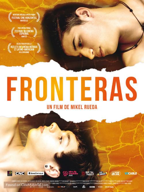 A escondidas - French Movie Poster