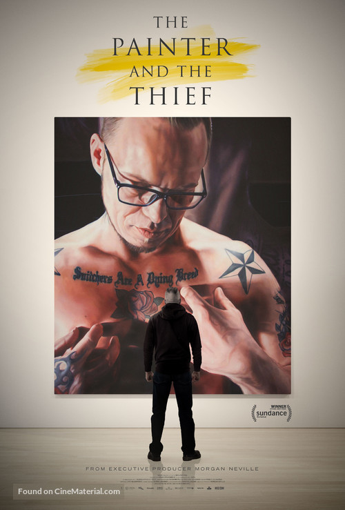 The Painter and the Thief - Movie Poster