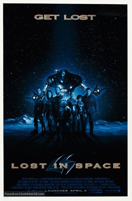 Lost in Space - Movie Poster