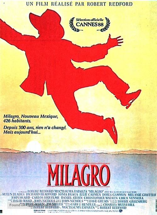 Milagro Beanfield War DVD