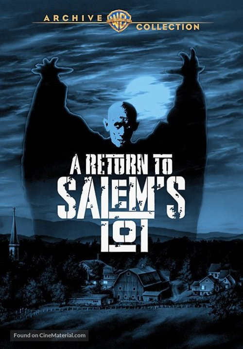 A Return to Salem's Lot - Movie Cover