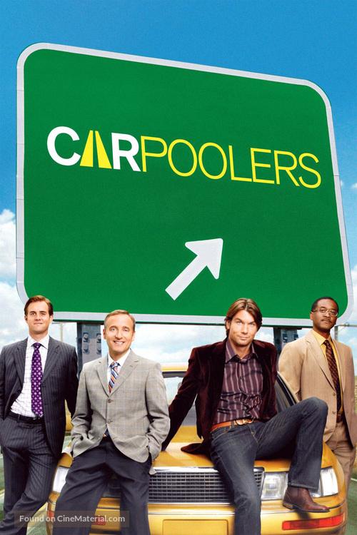 """Carpoolers"" - Movie Poster"