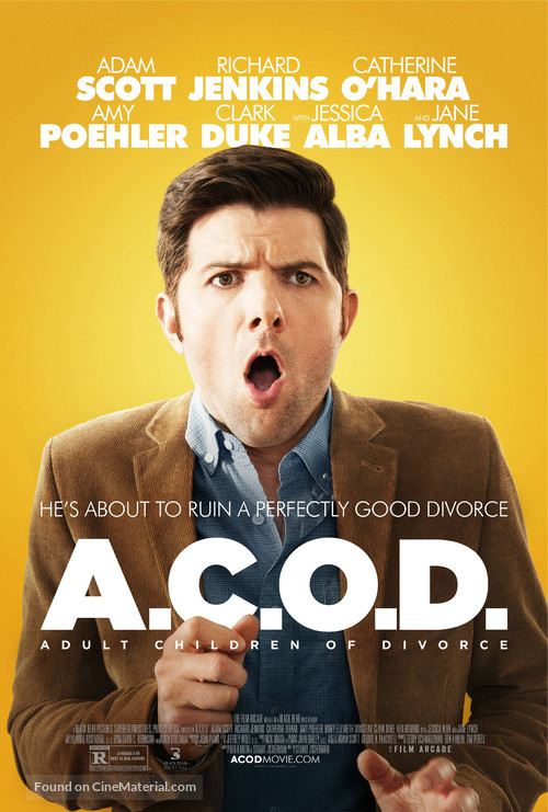 A.C.O.D. - Movie Poster