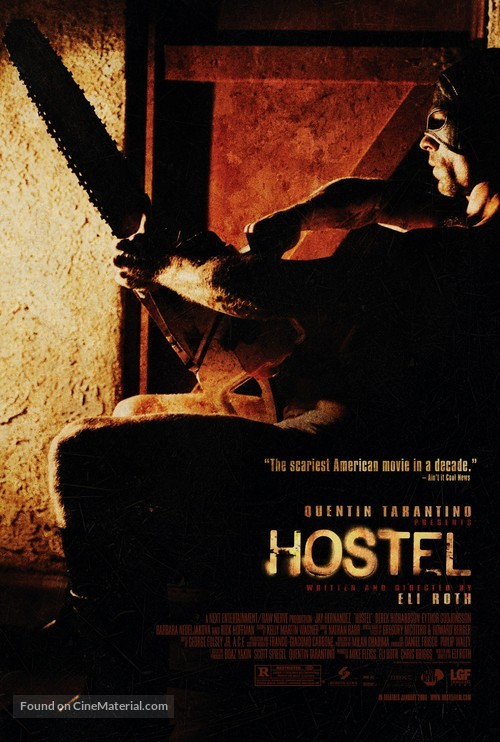Hostel - Movie Poster