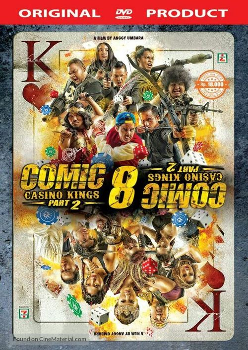 comic 9 casino king part.2