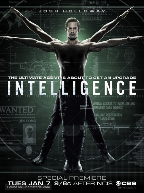 """Intelligence"" - Movie Poster"