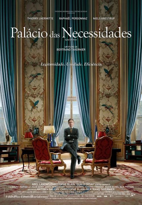 Quai d'Orsay - Portuguese Movie Poster