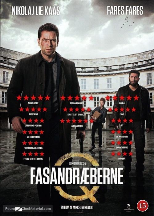 Fasandræberne - Danish DVD movie cover